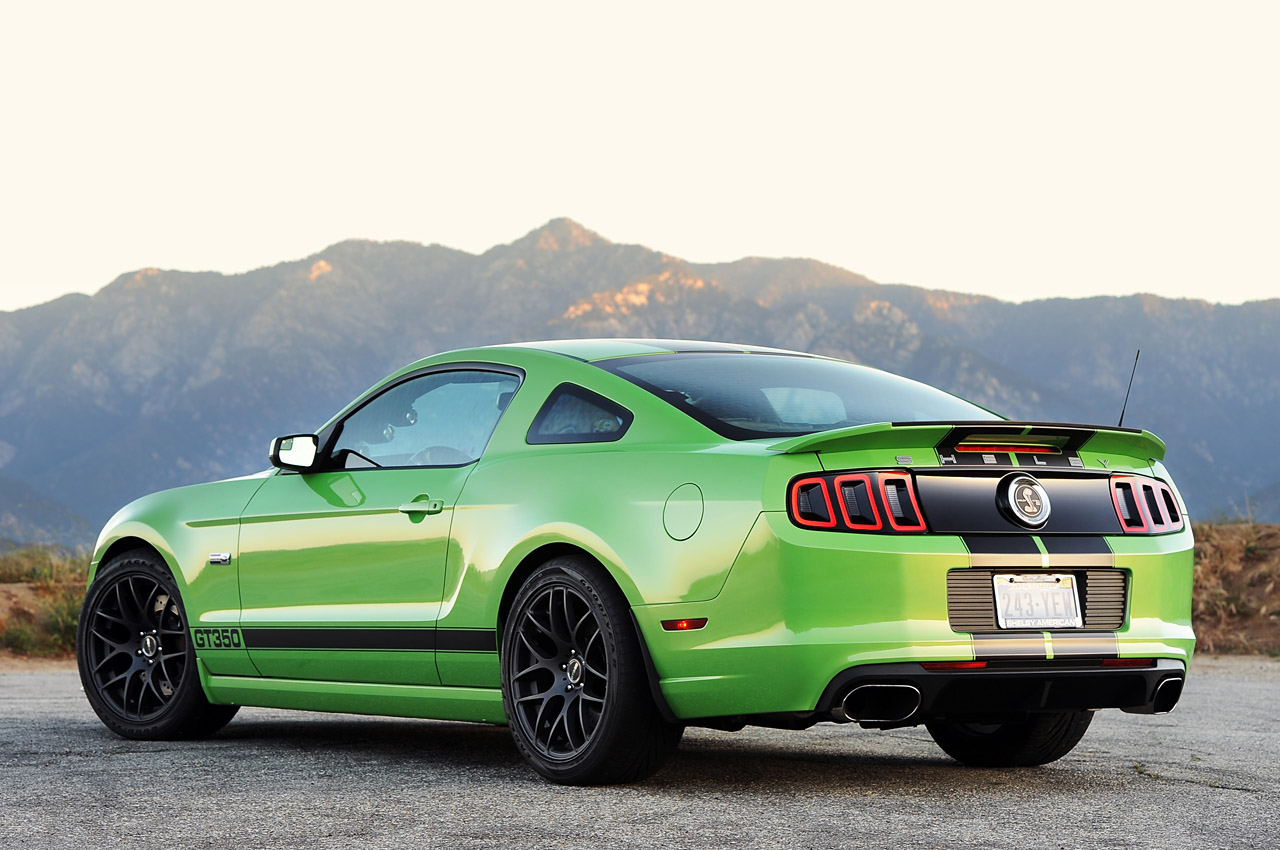 2013 Shelby GT350: Quick Spin Photo Gallery - Autoblog