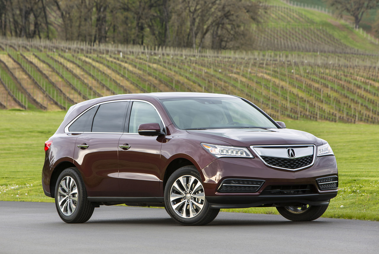 2014 acura mdx photos. Black Bedroom Furniture Sets. Home Design Ideas