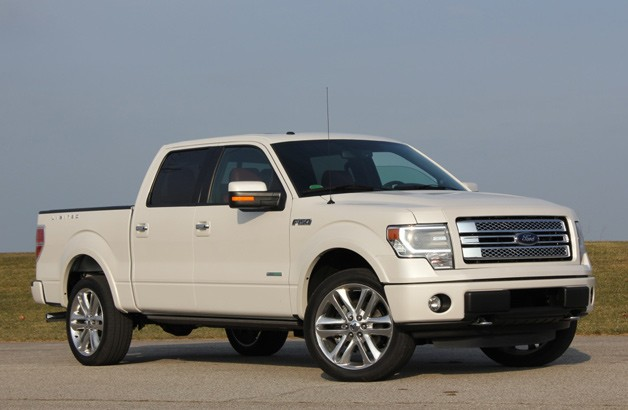 Ford F-150 EcoBoost in NHTSA probe for acceleration issue