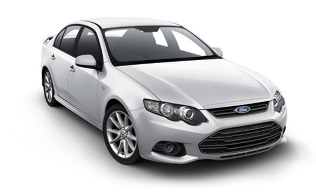 2013 Ford Falcon - front three-quarter view
