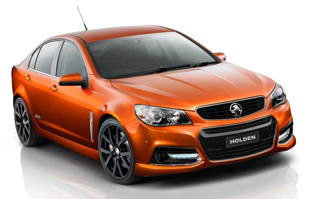 2013 Holden Commodore VF show car - front three-quarter view