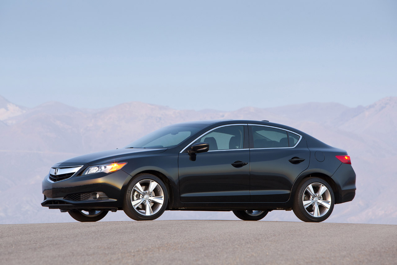 2014 Acura ILX gets upgrades after just one year - Autoblog