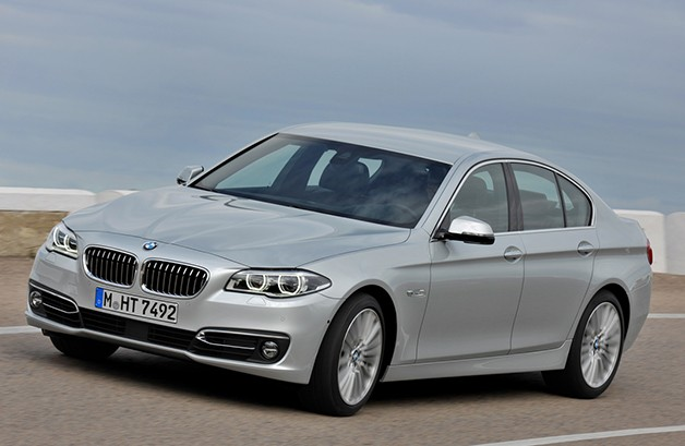 2014 BMW 5 Series starts at $50,425* and gets a new diesel, 5 Series GT starts at $60,925* [w/video]