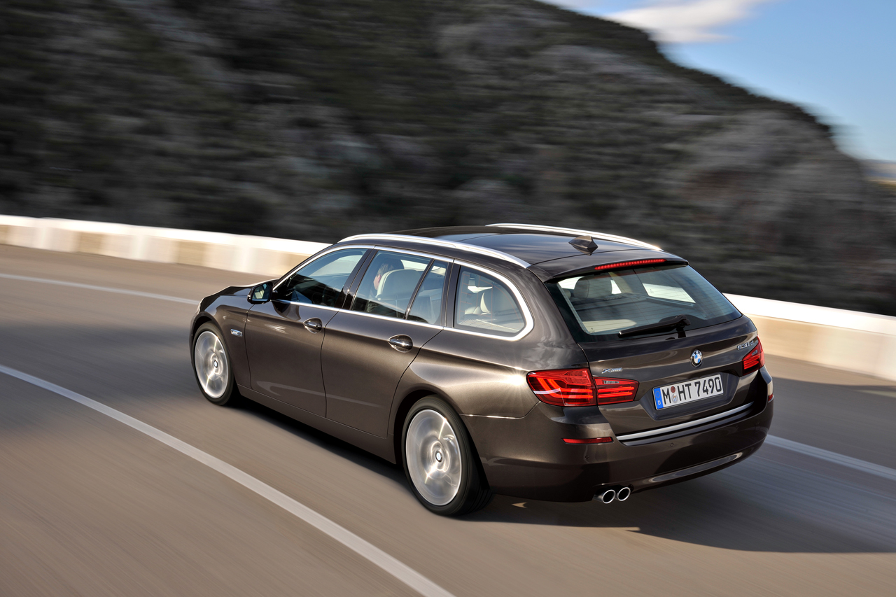 2014 bmw 5 series touring photo gallery autoblog. Black Bedroom Furniture Sets. Home Design Ideas