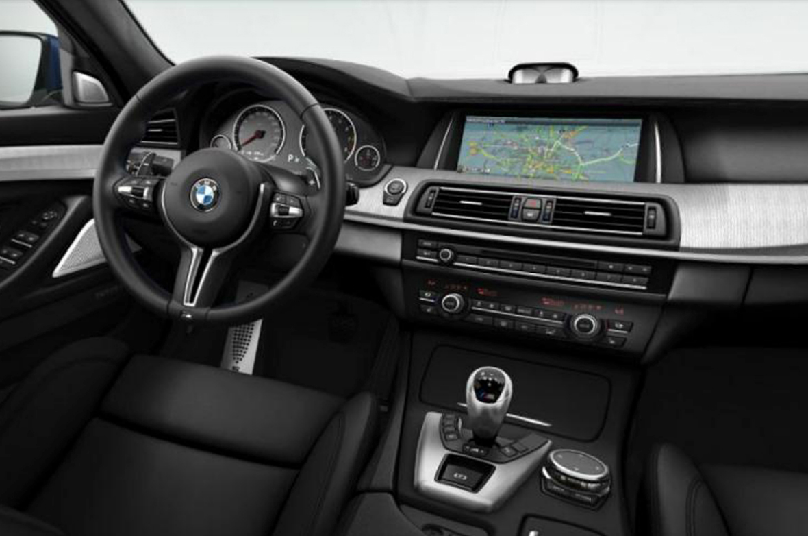 2014 bmw m5 facelift shows up online autoblog. Black Bedroom Furniture Sets. Home Design Ideas