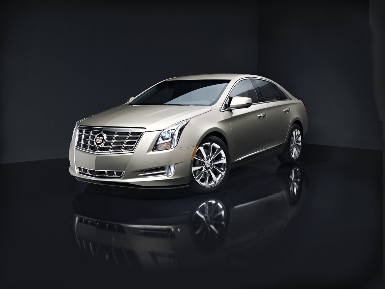 2014 cadillac xts gets 410 hp twin turbo v6 autoblog. Black Bedroom Furniture Sets. Home Design Ideas