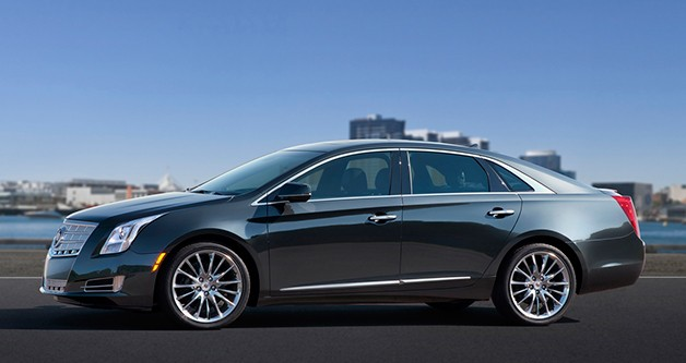 2014 cadillac xts gets 410 hp twin turbo v6. Cars Review. Best American Auto & Cars Review
