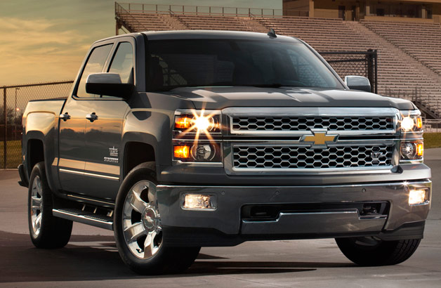 2014 Chevy Silverado Texas Edition