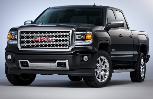GMC Sierra Denali is ready to live the high life