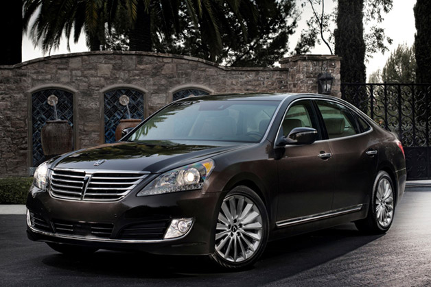 2014 Hyundai Equus