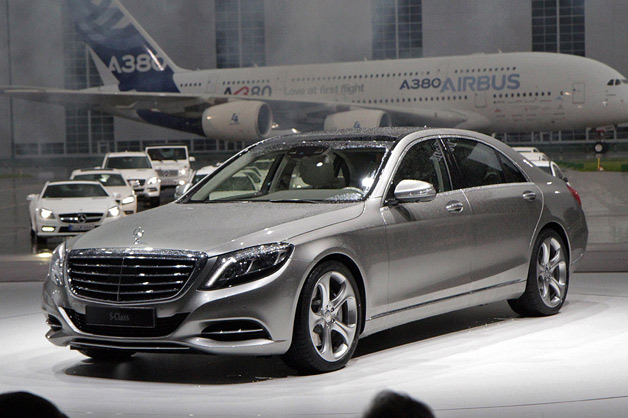 face to giant face with the 2014 mercedes benz s class w videos. Cars Review. Best American Auto & Cars Review