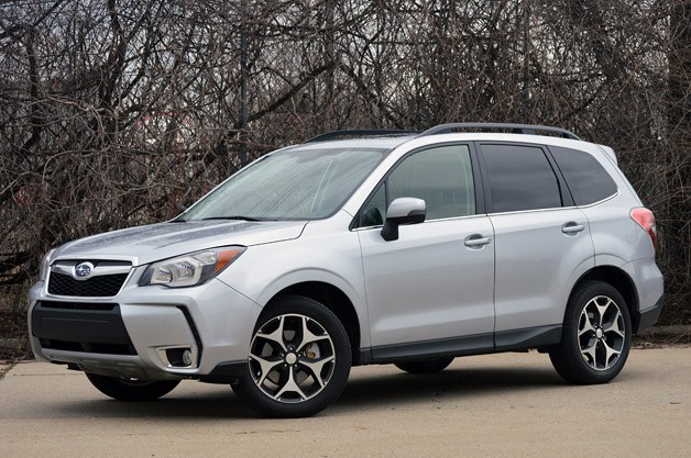 2014 Subaru Forester Xt Review