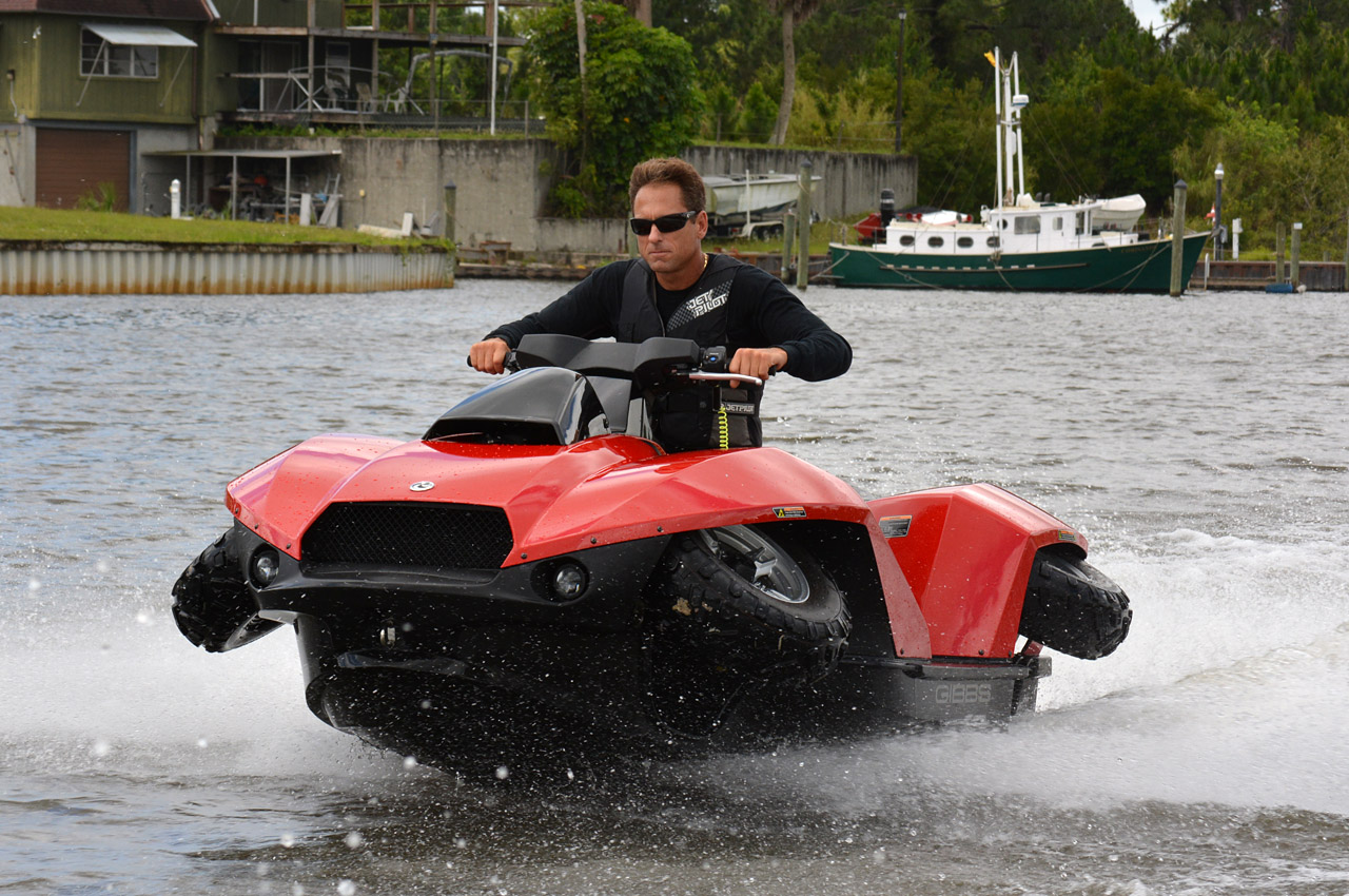 Gibbs Quadski First Drive Photo Gallery Autoblog