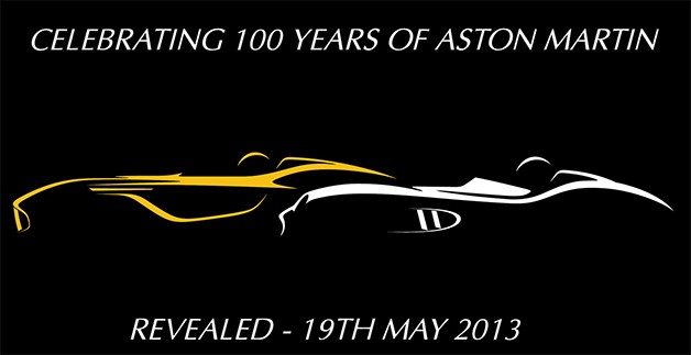 "Aston Martin teases ""very special concept"" to be denounced May nineteen [w/video]"