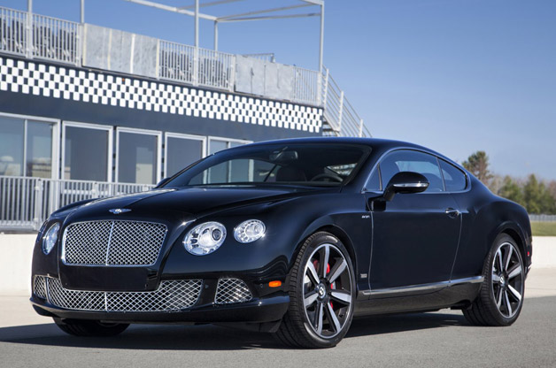 Bentley Continental Le Mans Special Edition