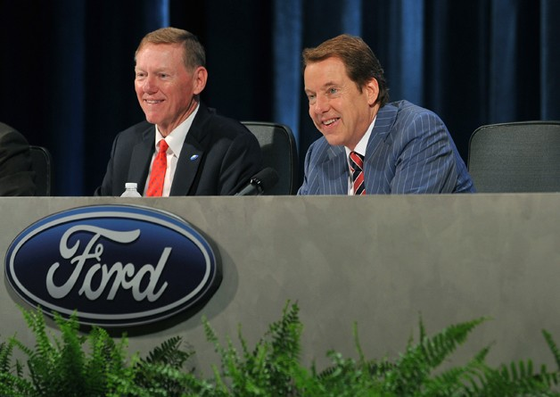 Ford family keeps special choosing by casting votes rights