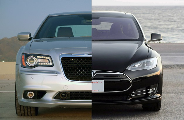 Move over Audi, now Chrysler has a beef with Tesla's claims