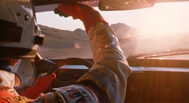 Peugeot Climb Dance Pikes Peak film - remastered screencap