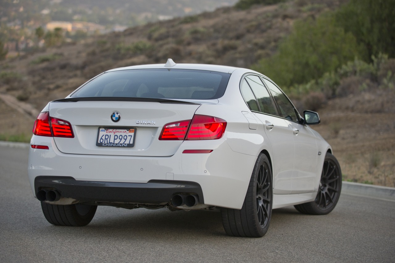 2013 Dinan S3 Bmw 550i Photo Gallery Autoblog