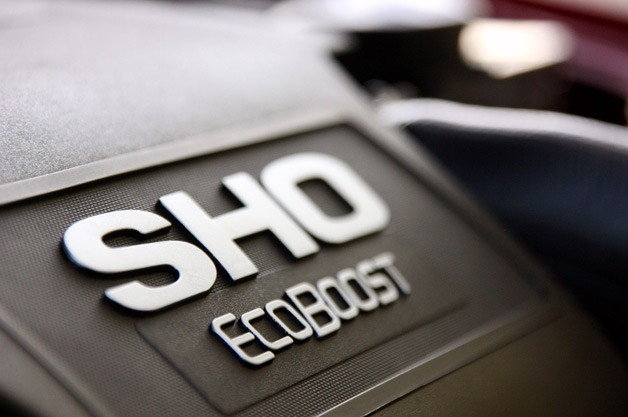 Ford Taurus SHO - Ecoboost engine closeup