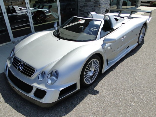 eBay Find of a Day: 2002 Mercedes-Benz CLK GTR Roadster… in Arkansas?