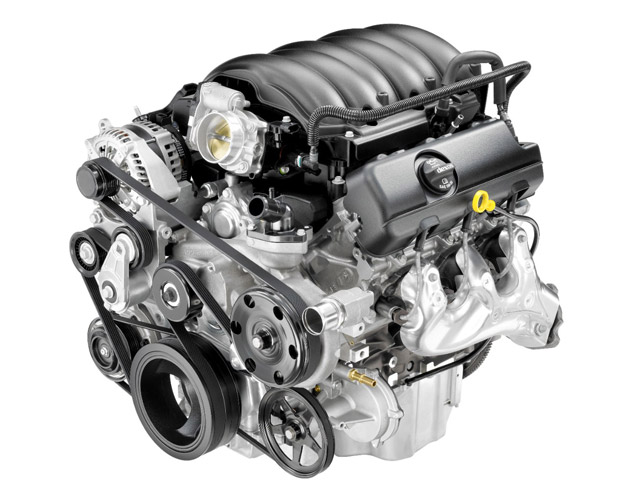GM 4.3-liter V6 Engine