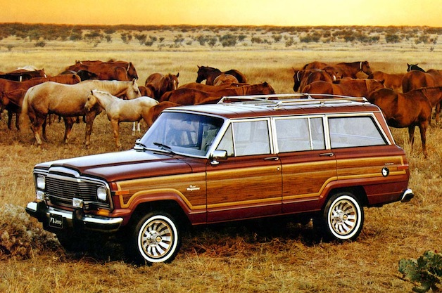 Jeep Wagoneer