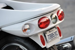 2013 Campagna T-Rex 16S taillights