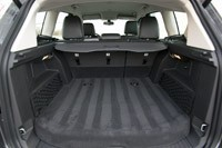2013 Ford C-Max Hybrid rear cargo area