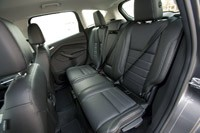 2013 Ford C-Max Hybrid rear seats