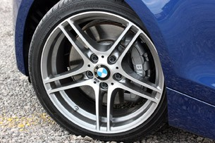 2013 BMW 135is wheel