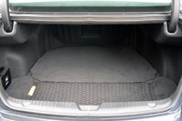 2014 Kia Cadenza rear cargo area