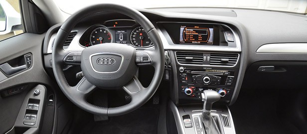 2013 Audi A6 Interior Black Images & Pictures - Becuo