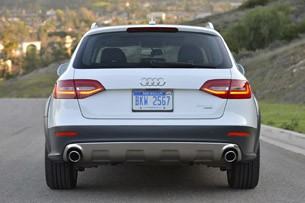 2013 Audi Allroad 2.0T Quattro rear view
