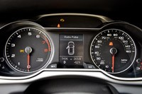 2013 Audi Allroad 2.0T Quattro gauges