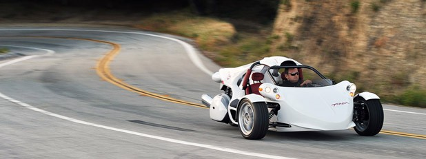 2013 Campagna T-Rex 16S driving