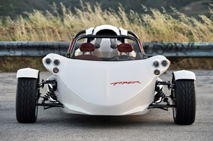 2013 Campagna T-Rex 16S front view