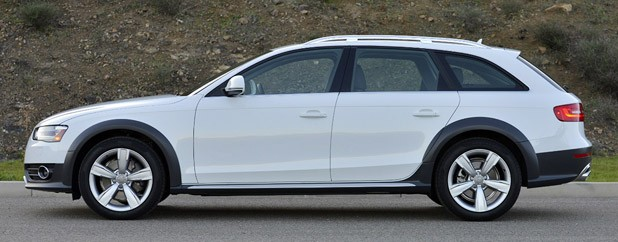 2013 Audi Allroad 2.0T Quattro side view