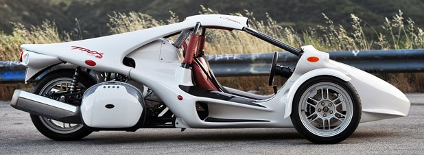 2013 Campagna T-Rex 16S side view