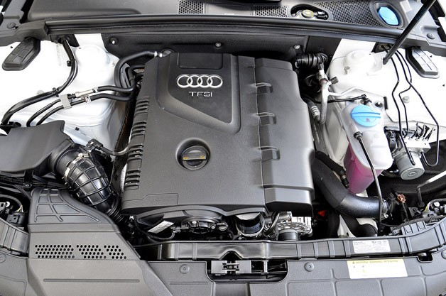 2013 Audi Allroad 2.0T Quattro engine