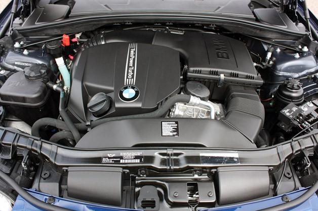 2013 BMW 135is engine