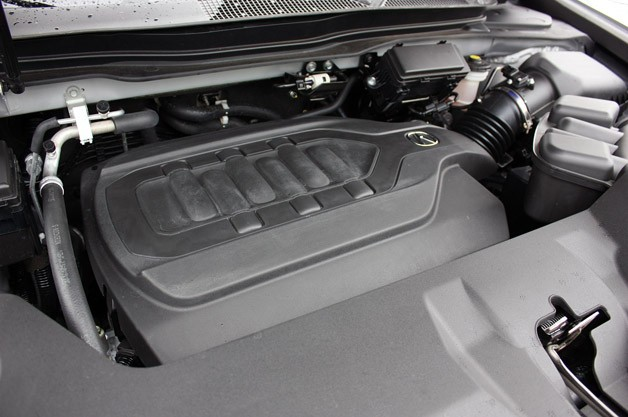 2014 Acura MDX engine