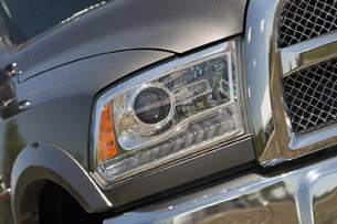 2013 Ram 3500 HD headlight