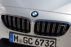 2014 BMW M6 Gran Coupe grille