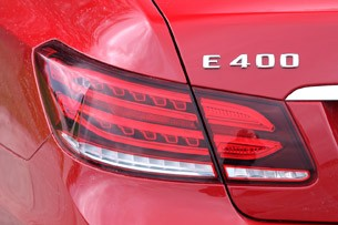 2014 Mercedes-Benz E-Class Coupe taillight