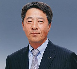 Masamichi Kogai latest Mazda boss as well as CEO