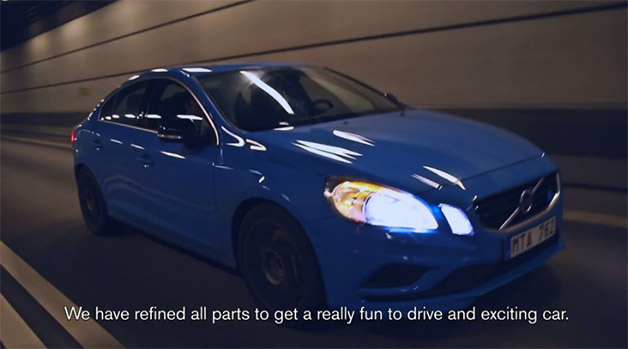 Watch Polestar speak about a growth of the super S60