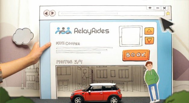 NY State puts kibosh on RelayRides car-sharing service