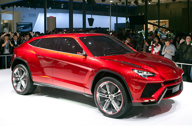 Lamborghini reportedly confirms Urus for prolongation in 2017