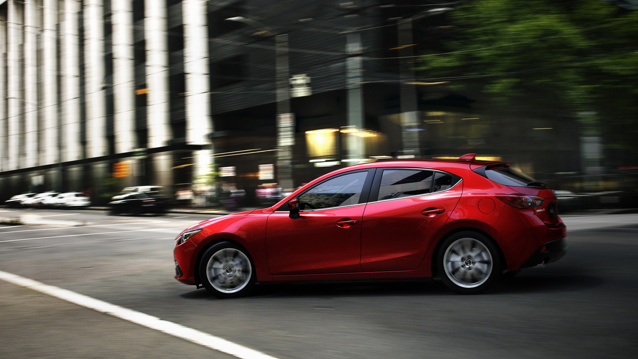 mazda3 officially unveiled autoblog. Black Bedroom Furniture Sets. Home Design Ideas